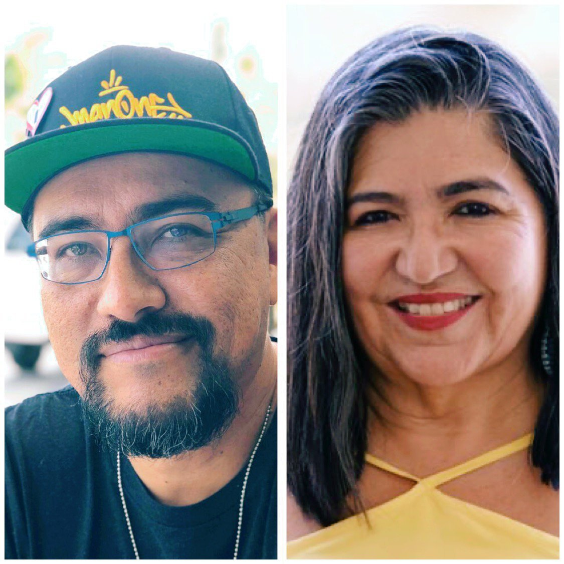 Linda Vallejo & Man One: Artists On Politics and Being Indivisible in America