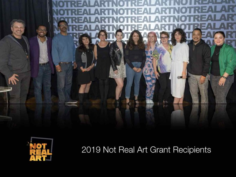 2019 Class of Grant Recipients
